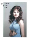 Madeline Smith (Hammer Horror) - Genuine Signed Autograph 8092